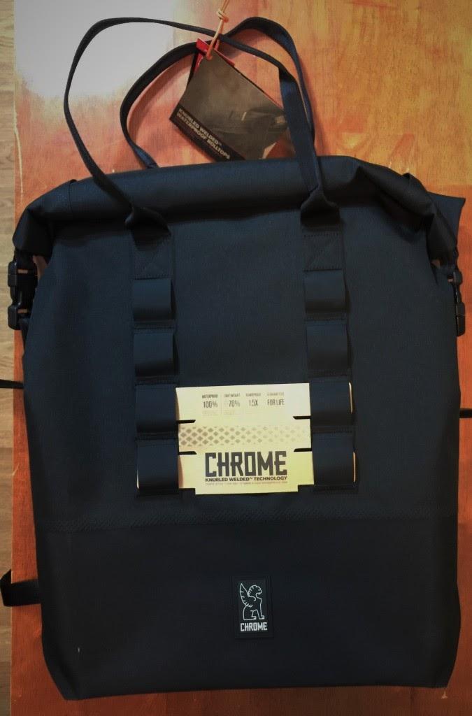 Chrome Excursion Rolltop 37