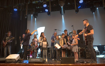 Photo: CZERWONE GITARY-Złoty Koncert - Wiedeń `2015 - FotoArch: Verein Polonez http://www.polonez.at  Foto dla Polonez`a: Piotr Okarmus - http://watcher.flog.pl
