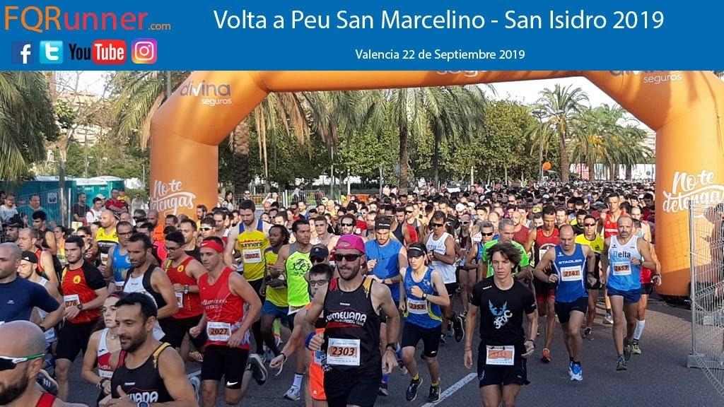 XLIII Volta a Peu los Barrios de San Marcelino y San Isidro 2019