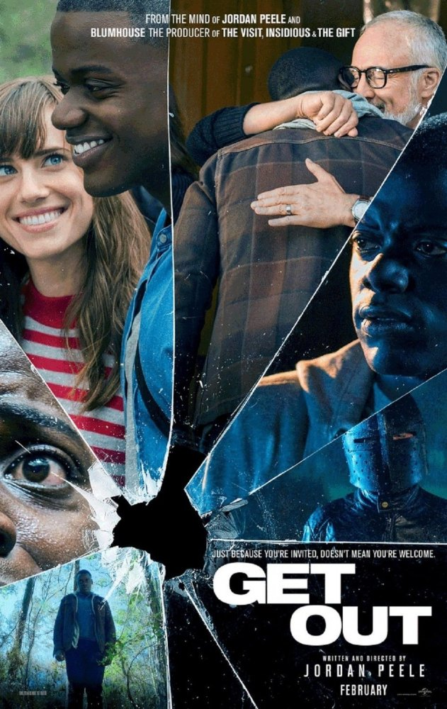 Image result for get out review