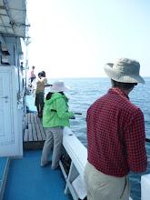 """Photo: ・・・という訳で、""""タナカ夫妻""""午後もご乗船です。"""