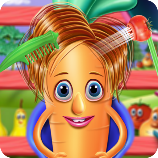 Vegetables at Hair Salon Igre (APK) brezplačno prenesete za Android/PC/Windows