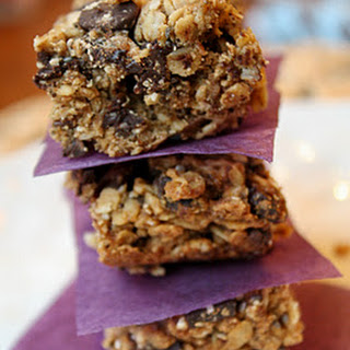 Heavenly Gluten Free-Vegan Soft & Chewy Granola Bars