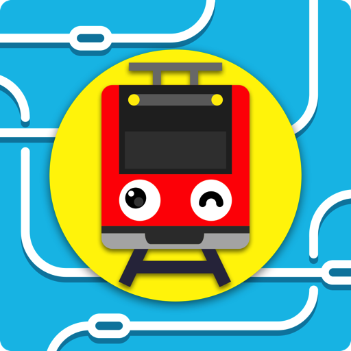 Train Go - Railway Simulator Icon