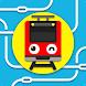 ツクレール 線路をつなぐ電車ゲーム - Androidアプリ