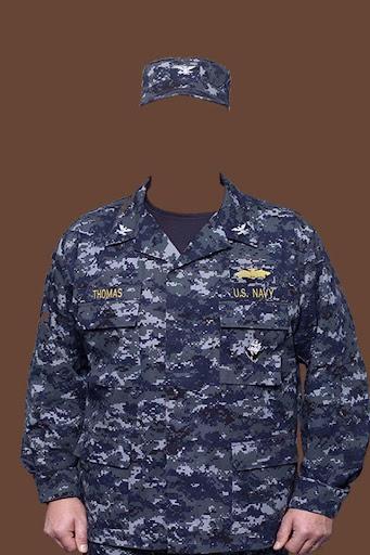 Military Suit Photo Creator