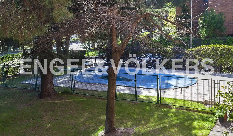 Appartement avec piscine Madrid