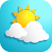 weather app widget for android