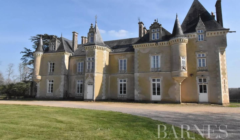 Maison Coulans-sur-Gée