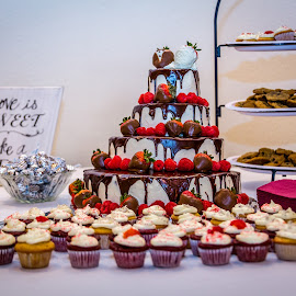 The Cake by Shaun Edwards - Wedding Reception ( 9/9/2017, ty wedding, wedding )