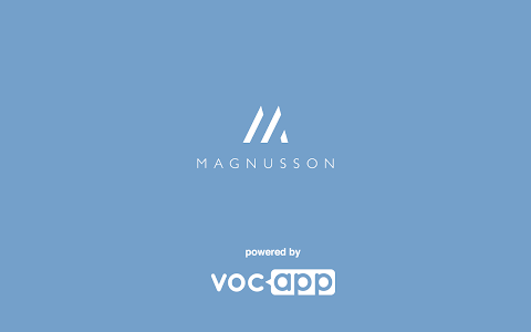 VocApp Magnusson screenshot 1