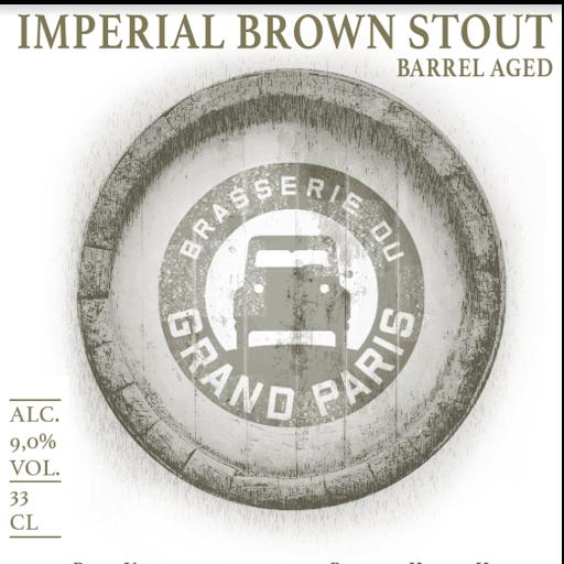 Imperial Brown Stout Bourbon Heaven Hill