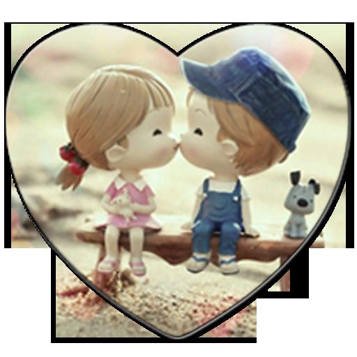 娱乐の愛のキス LOGO-HotApp4Game