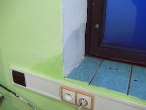 Photo: nutné nové těsnění oken operátorky