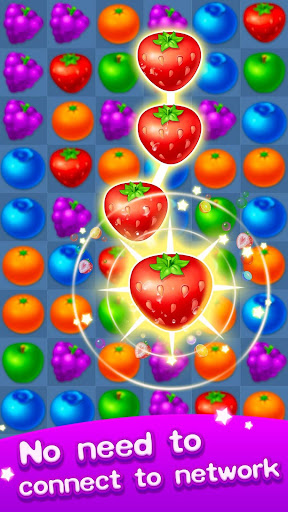 Fruit Puzzle - Link Line 239.0 Cheat screenshots 2