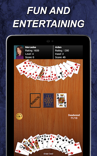 Gin Rummy 2.14.12 screenshots 18