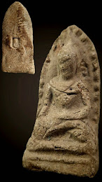 พระรอดรุ่นแรก ครูบาอินทร วัดสันป่ายางหลวง จ.ลำพูน เป็นหนึ่งในพระเกจิดังแห่งเมืองเหนือ
