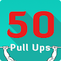 50 Pullups workout (free) icon