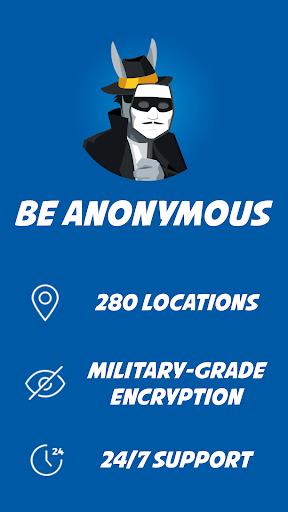 HMA! VPN Proxy & WiFi Security, Online Privacy PRO 4.14.3334 screenshots 1