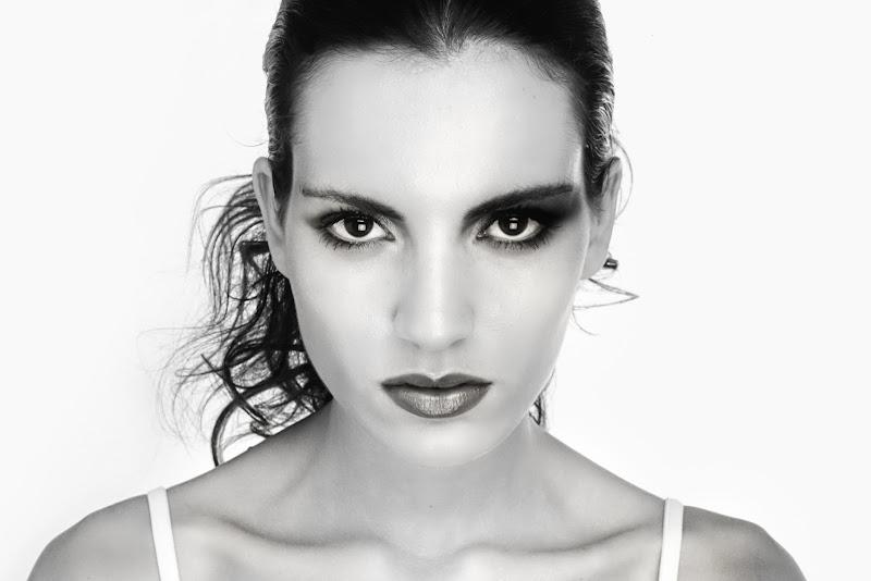 Asymmetrical makeup di Alexx70