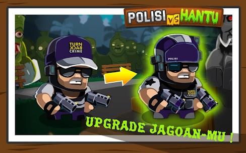 Polisi vs Hantu Pocong, Genderuwo, Tuyul – Defense 1.5 9