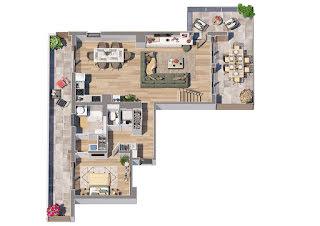 Appartement Publier (74500)