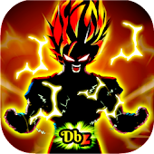 🐲 Dragon Shadow Warriors Battle: Super Saiyzen