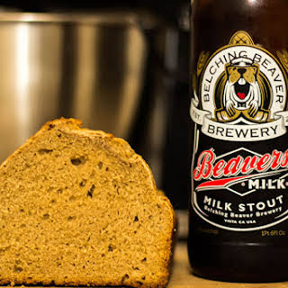 Milk Stout Beer Bread.