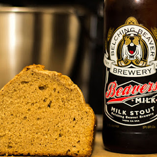 Milk Stout Beer Bread.