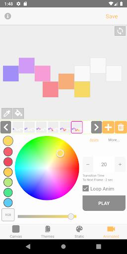 Firefly for Canvas Nanoleaf  screenshots 1