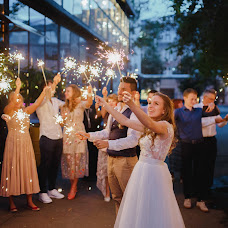 Wedding photographer Evgeniya Vorobeva (vorobeva). Photo of 01.08.2017