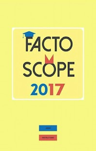 Factoscope 2017- screenshot thumbnail