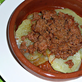 Minced Pork Tapa.