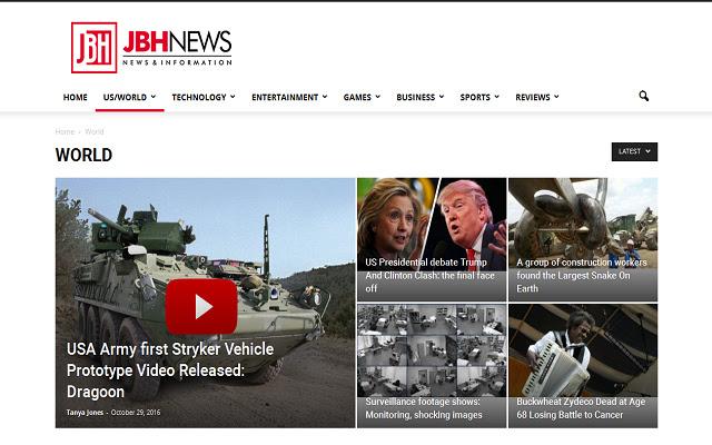 JBH News
