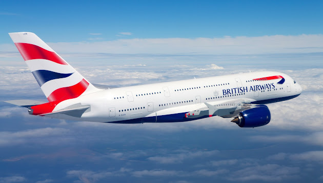 بریتیش ایرویز (British Airways)