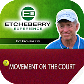 Tennis Movement on The Court Pat Etcheberry