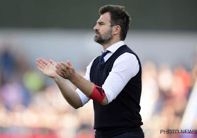 Ivan Leko komt terug op de keuze voor 3-5-2 bij Club Brugge