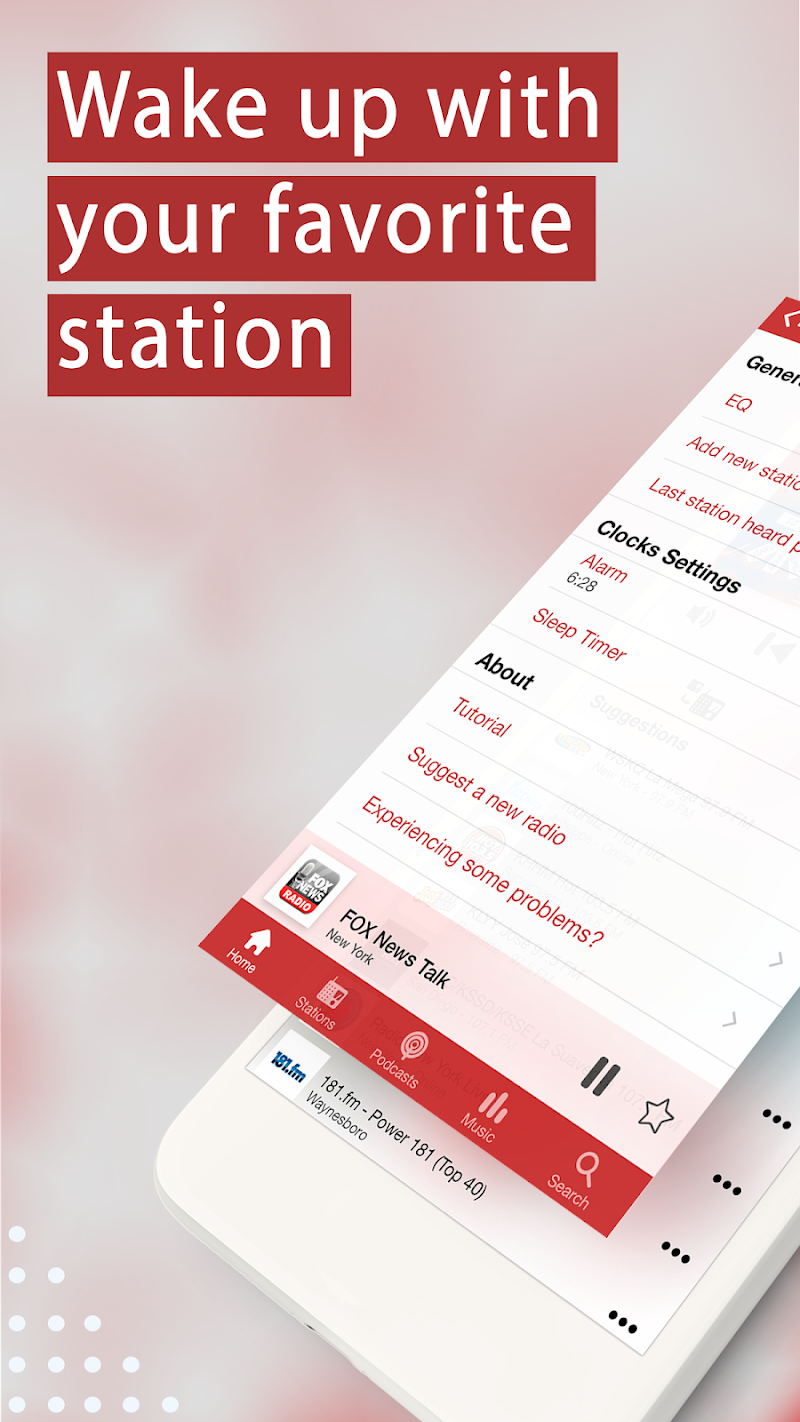 myTuner Radio App: FM Radio + Internet Radio Tuner Screenshot 5