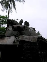 Photo: HUE - Pozostatky vojny / War relics