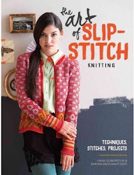 The Art of Slip Stitch Knitting - Faina Goberstein