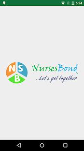 NursesBond - náhled