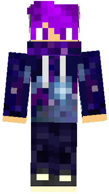 Wolf Boy Nova Skin