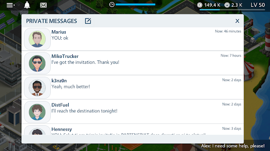 Virtual Truck Manager – Tycoon trucking company 7