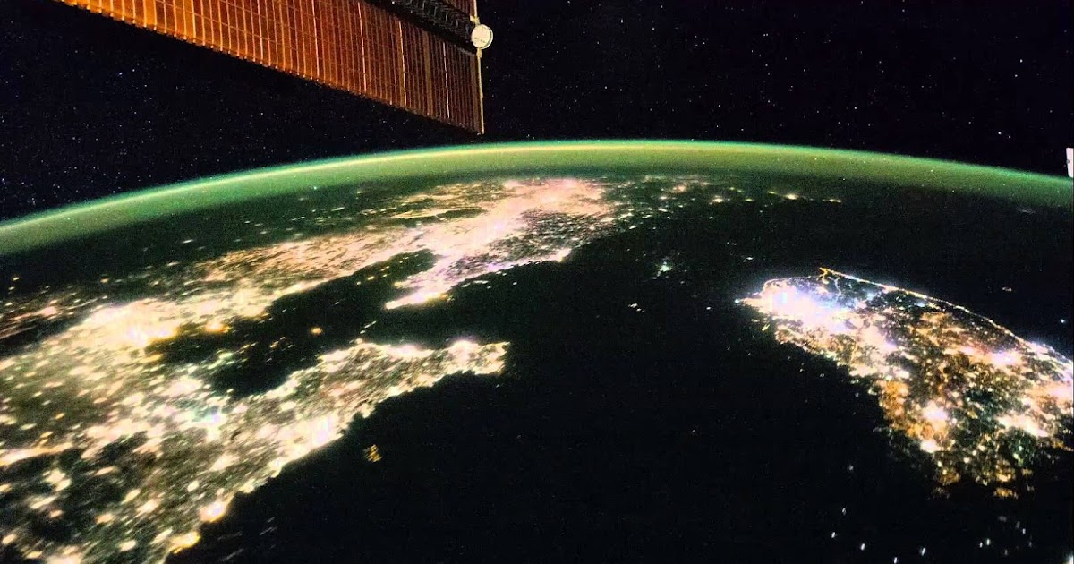 Video From Space Shows A HUGE Difference Between North and South Korea