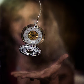 Time Flies by Kelley Hurwitz Ahr - Digital Art Things ( kelley ahr, maine concept art, maine, kelley hurwitz ahr )