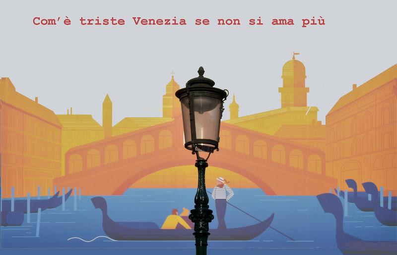 Com'è triste Venezia se non siama più di renzo brazzolotto