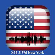 Radio for WXNY Station X96.3 FM New York
