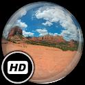 Panorama Wallpaper: Canyons icon