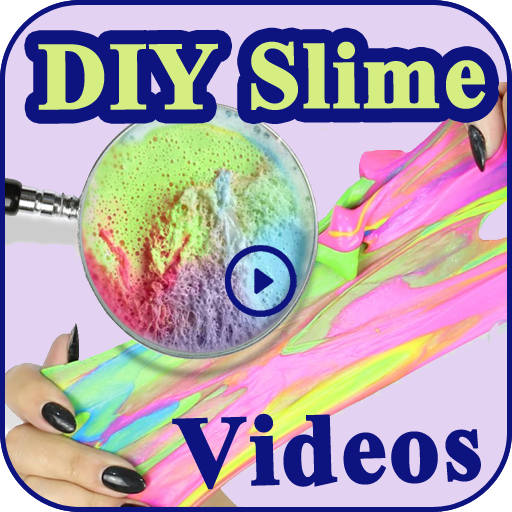How to Make Slime Videos (With & Without Glue) – Appar på