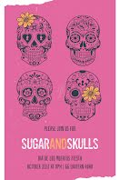Sugar & Skulls - Postcard item